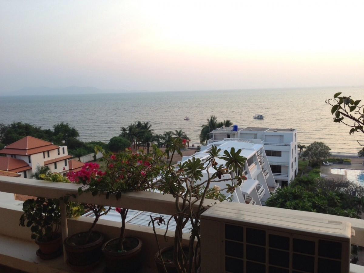chom taley resort condo na-jomtien 2 bedroom to rent in Na Jomtien Pattaya