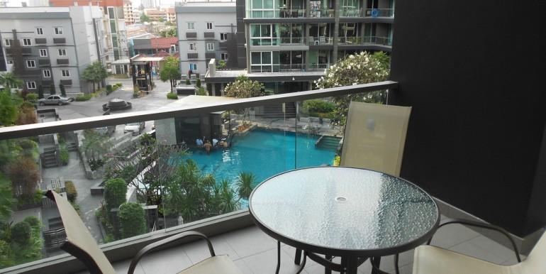 A401 Balcony