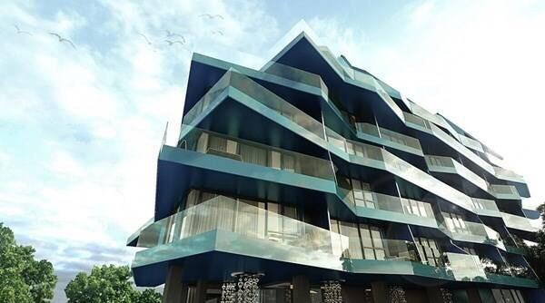 acqua condominium jomtien for rent pool view to rent in Jomtien Pattaya