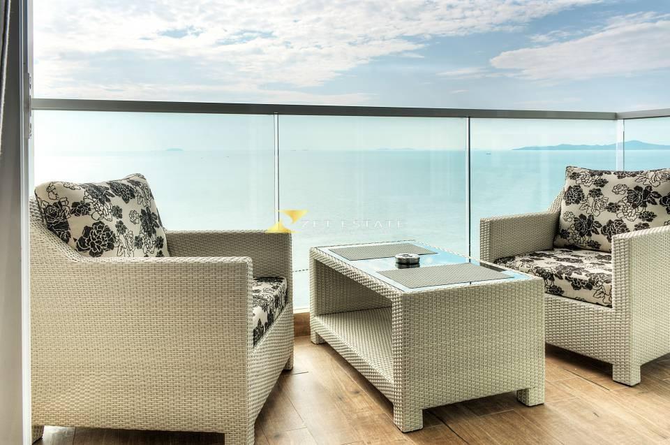 cetus beachfront condo 1 bedroom for rent in jomtien beach zet