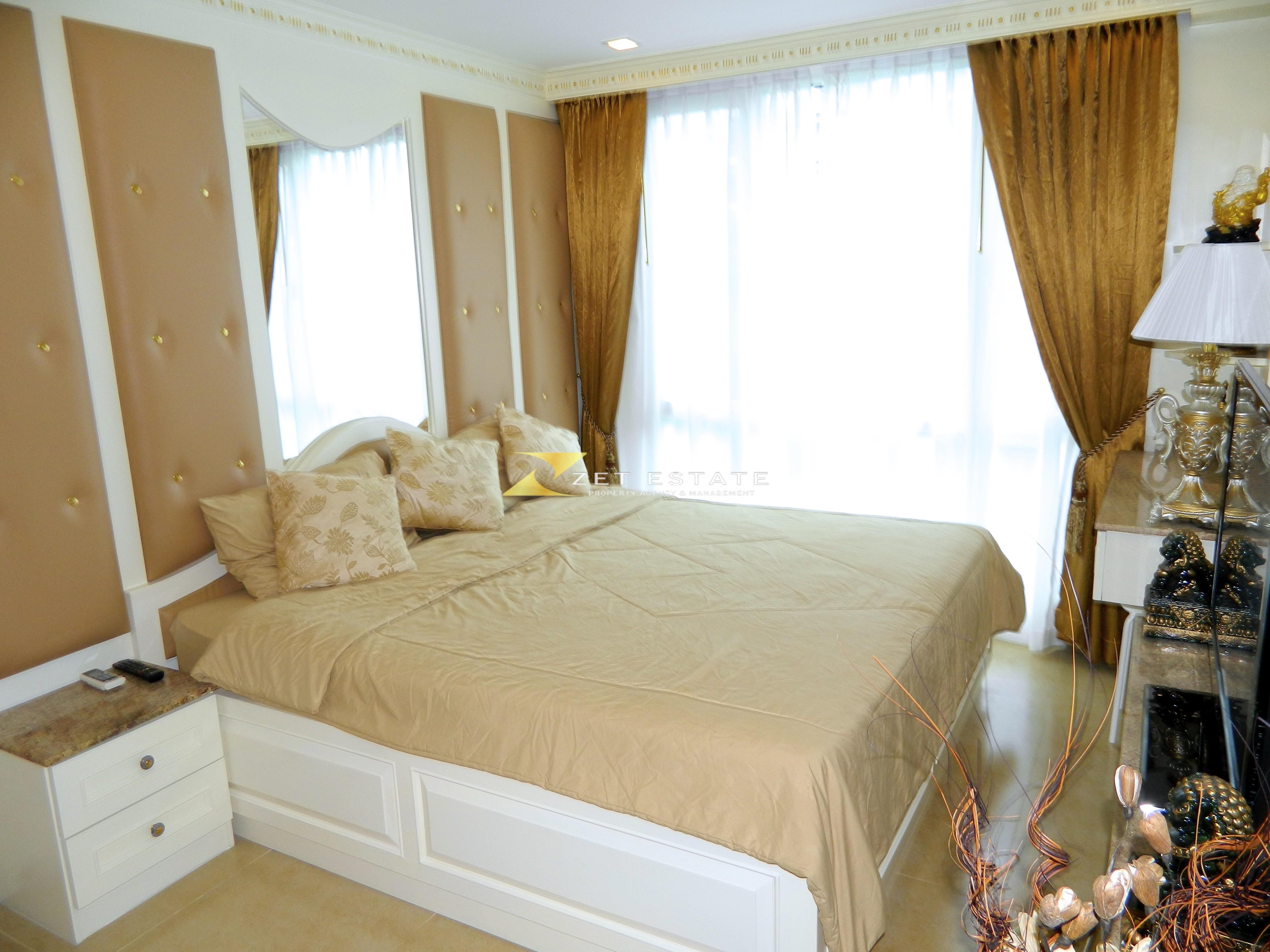 the cliff condo for rent to rent in Pratumnak Pattaya