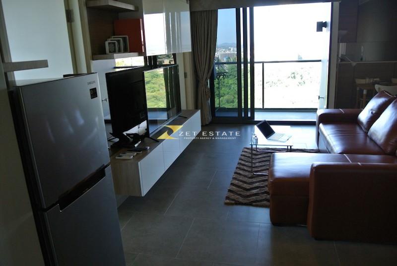 Special Discount !!! Zire Wongamat Condo 2 bedroom 63 sq.m