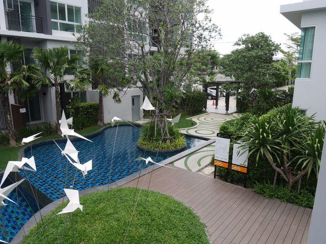 Natureza Art – For Rent 1 Bed Condo in North Pattaya