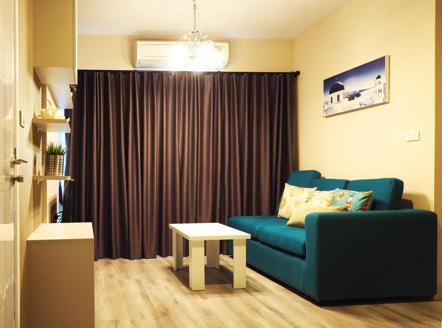 Centric Sea – For Rent 2 Bed Condo