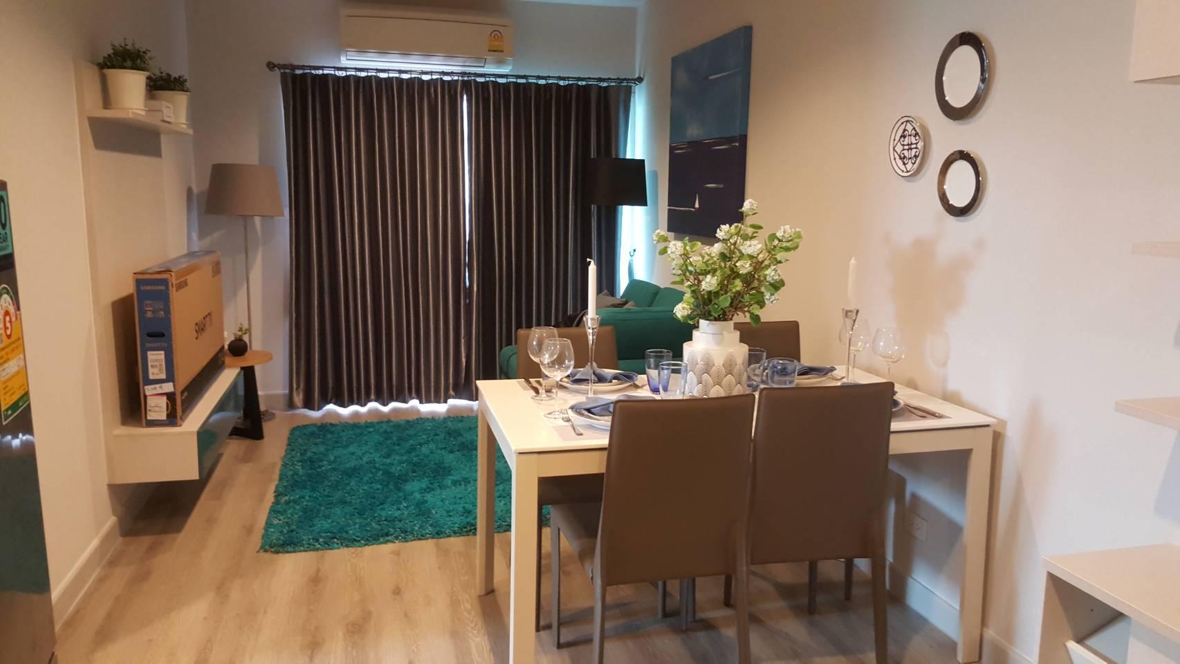 Centric Sea Pattaya (เซ็นทริค ซี พัทยา) 2 ห้องนอน ให้เช่า หรือขาย