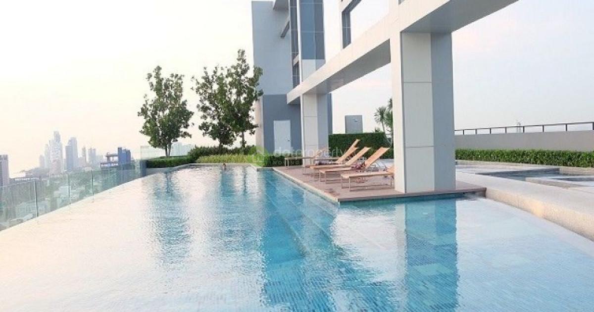 Centric Sea Pattaya (เซ็นทริค ซี พัทยา)  ให้เช่า